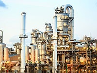 Fiscally protected internal gas delivery in chemical parks