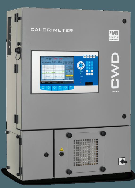 Calorimeter Cwd