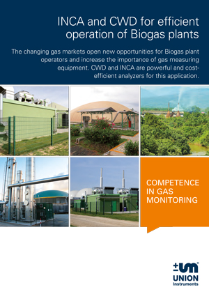 Efficient Biogas Plant control