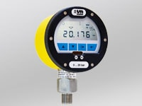 Pressure and temperature measuring DPK/ESS